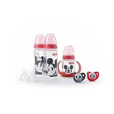 NUK Mickey y Minnie Ahorro Bundle: Amazon.es: Bebé