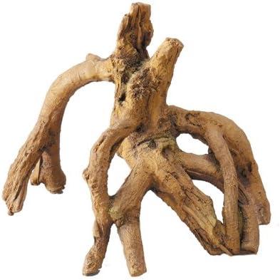 Aqua Della Europet Bernina International - Decoración de raíz de manglares para Acuario Decoración raíz manglares