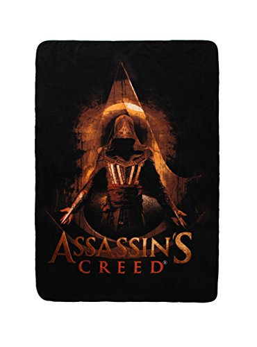 Price comparison product image Assassin's Creed Aguilar Character Throw Blanket