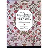 img - for The Quilt Engagement Calendar Treasury book / textbook / text book