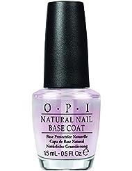 OPI Natural Nail Base Coat, 0.5-Fluid Ounce (Pack of 2)