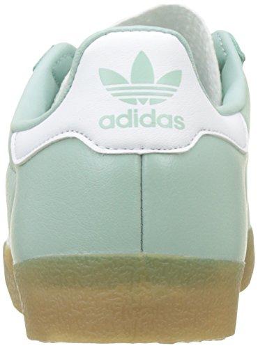De Adidas White Vert Green ash Femme Chaussures W S18 gum4 350 ftwr Gymnastique SxxFOw