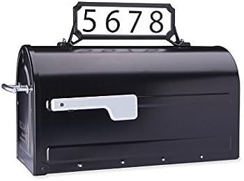 Architectural Mailboxes 3460B Manhattan Address Plaque