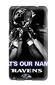 New Arrival Baltimoreavens For Galaxy Note 3 Case Cover
