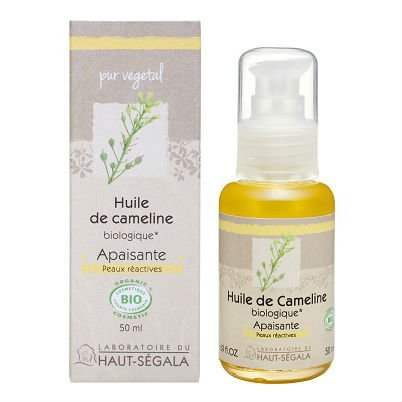 Laboratoire Du Haut-Segala Organic Virgin Camelina Oil, 50 ml 3559480323927
