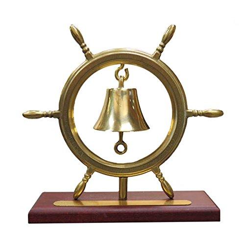Weems & Plath Yacht Steering Wheel (Plath Nautical Bell)