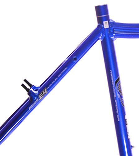 "15"" MARIN FAIRFAX ALP Road Sport Bike Frame Alloy Blue Royale 700c E3 NOS NEW"