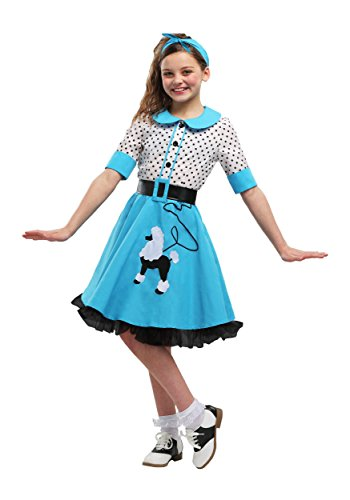 Sock Hop Cutie Girls Costume (Popular Costumes For Girls)
