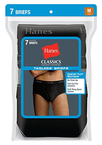 Hanes-Mens-7-Pack-Ultimate-FreshIQ-Full-Cut-Briefs-Colors-May-Vary