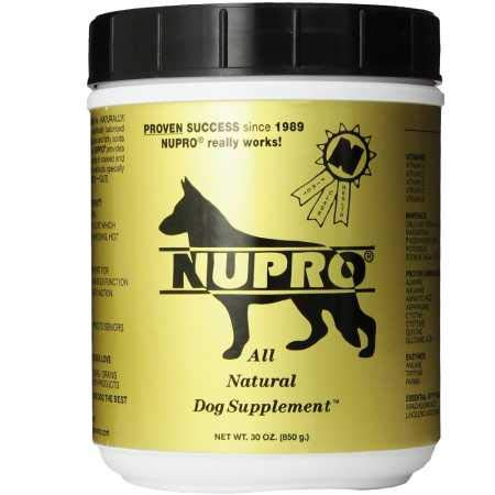 Nupro All Natural Dog Supplement (30 oz)
