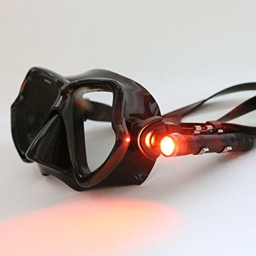 Aquatec Aqua-No.1 LED Headlight - Aquatec Diving Torch