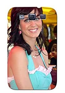 Durable Katy Perry Hot Back Case/cover For Galaxy S3
