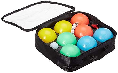 Glow-in-the-dark Bocce ball set