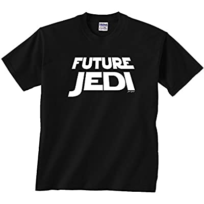 Daft Baby ~ Future Jedi Funny Toddler Infant Kids T-Shirt