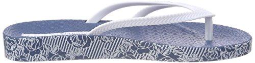 Multicolore Femme Blue Tongs 8868 II Soft Fem Ipanema Bossa White x6waFYqBn