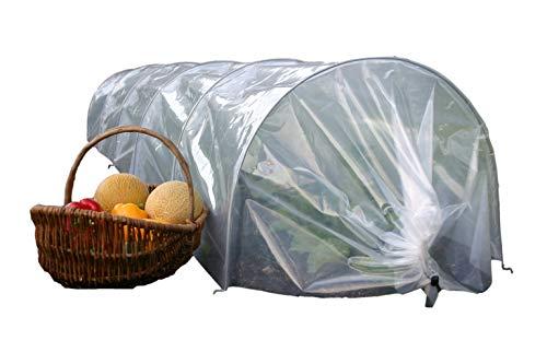Tierra Garden 50-5000 Haxnicks Easy Poly Tunnel Garden Cloche