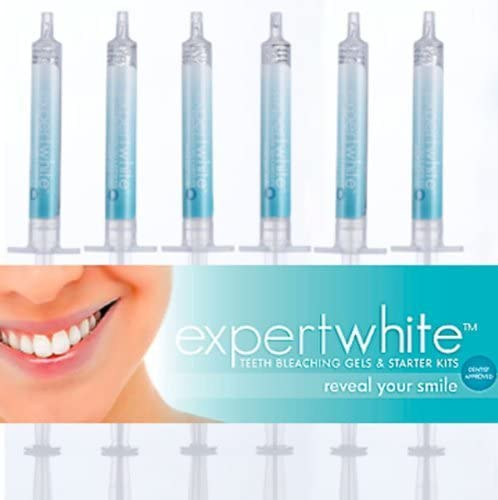 Amazon Com Expertwhite Extreme 44 Teeth Whitening Gel 6 Gels Free Shipping Health Personal Care