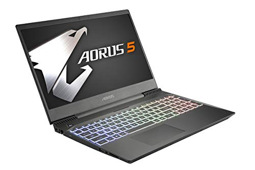 Compare Gigabyte AORUS 5 (LT-GB-0072-CUK-002) vs other laptops