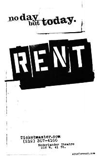 Broadway Quotes Rent