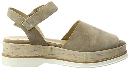 Corda Corda Peperosa Brown 8501 Heels Women's Sandals n8xF4qTwaF