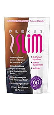Pink Drink (10 Calories) for Slim Body Naturally 1 Month Supply (30 Packets)
