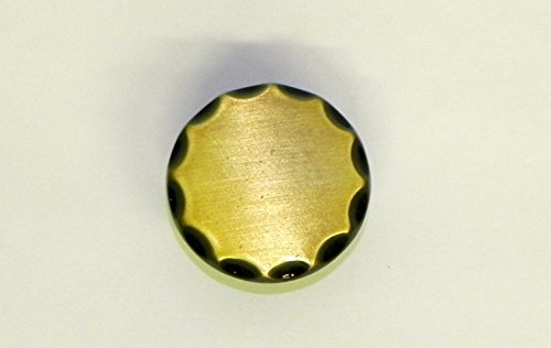 25/PACK AMEROCK CORP 497ABS 1-1/16 COLONIAL KNOB