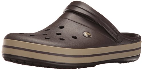 Image of Crocs Men's and Women's Crocband Clog  | Comfort Slip On Casual Water Shoe | Lightweight