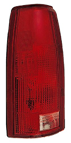 Chevy Suburban Tail Light Lens (CHEVY/GMC TAHOE/YUKON/SUBURBAN/SIERRA/TRUCK CK LEFT TAIL LIGHT LENS 92-02)