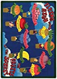 Faith Based Fruits of the Spirit Kids Rug Rug Size: 7'8'' x 10'9''