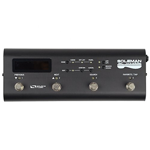 - Source Audio Soleman Midi Controller Pedal