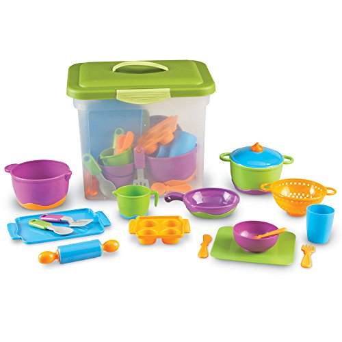 Learning Resources New Sprouts Classroom Kitchen Set Photo #4