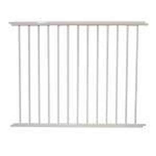 Cardinal Versagate Pet Gate 40-Inch Extension, White