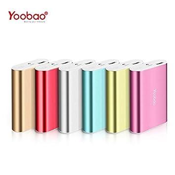 Rosa Lagarto Yoobao S3 6000 mAh portátil cargador de batería ...