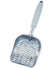 Dinapy Pala de para Gatos de Metal Revestimiento de teflón de aleación de Aluminio Engrosada Grande Pala de exportación Antiadherente
