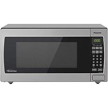Amazon Com Panasonic Microwave Oven Nn Sn766s Stainless