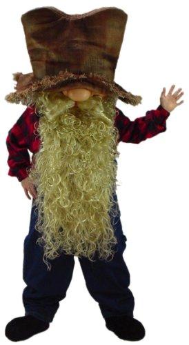Coal Miner Mascot Costume (Coal Miner Fancy Dress Costume)