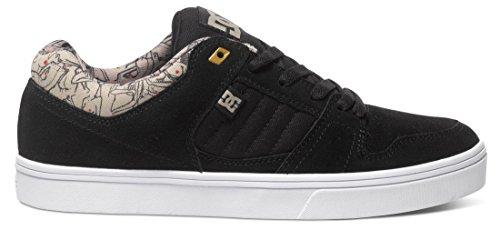 DC Shoes Herren Schuhe Course 2 Se, Zapatillas de Skateboarding para Hombre Negro - Schwarz (Black/Tan BT0)