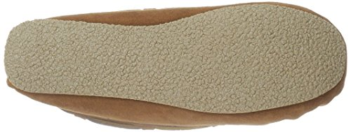 Women's Brown Slipper Cally Moccasin Minnetonka 4xRHS4