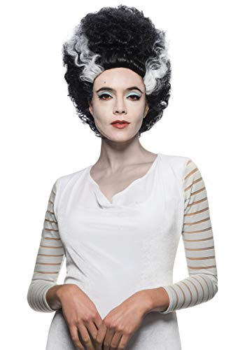 Rubie's Universal Monsters Bride Of Frankenstein Wig ()