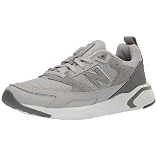 New Balance Women's 45X V1 Sneaker, Rain Cloud/Castlerock, 8.5 M US