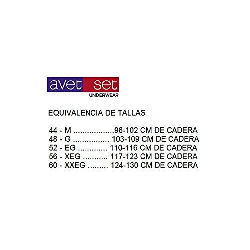 AVET 3267 - braga alta basica algodon lycra Arena