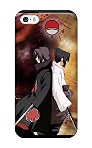 CzuigZp4478SKLrD ZippyDoritEduard Awesome Case Cover Compatible With Iphone 5/5s - Itachi And Sasuke