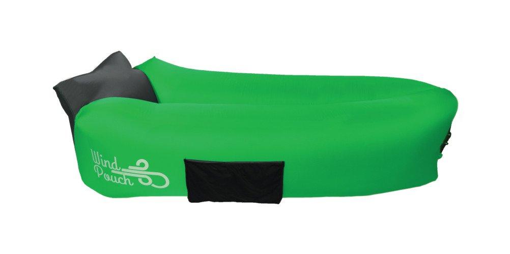 WindPouch(ウィンドポーチ) インフレータブル ハンモック Windpouch GO 【正規品】 エメラルドグリーン WPGO-05 B0734FYZGW