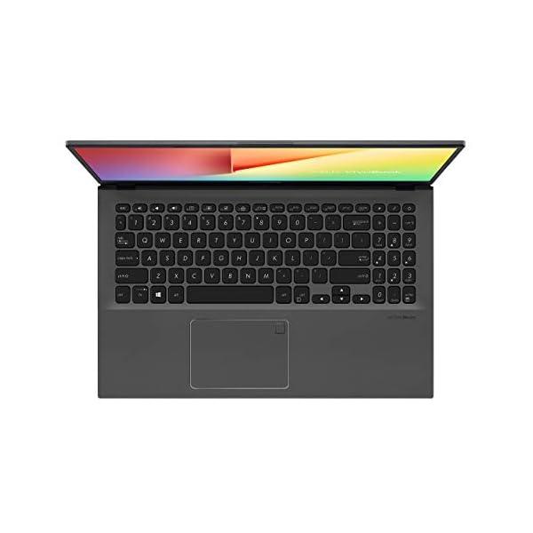 "ASUS F512DA-EB51 VivoBook 15 Thin and Light Laptop, 15.6"" Full HD, AMD Quad Core R5-3500U CPU, 8GB DDR4 RAM, 256GB PCIe… 2"