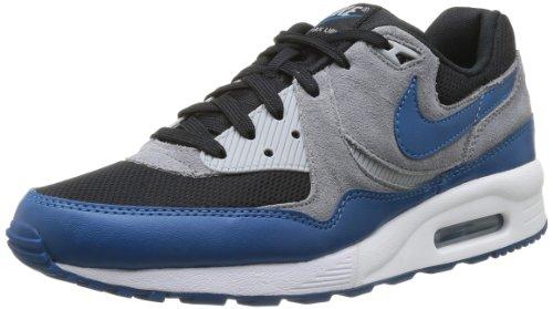 Nike WMNS Air MAX Light Essential 624725-003 - Zapatillas deportivas de cuero para mujer, color negro, talla 35.5 Negro (Black/GRN Abyss-CL Gry-WLF Gry)