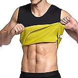 Men's Hot Sweat Body Shaper Sauna Slimming Vest