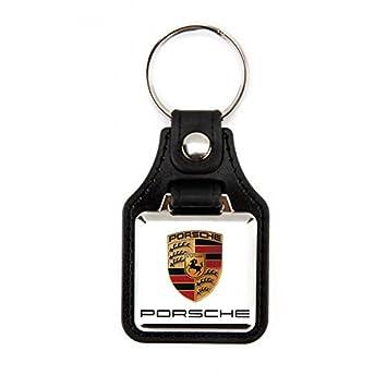 Gestoria Multimedia Llavero Polipiel para Coche Porsche (1 ...
