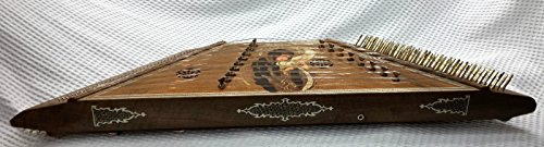 Professional Double Side Sadeghi Persian Santoor, Santur, Dulcimer by trirmusic