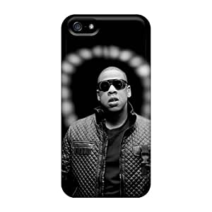 Snap-on Stylish Jay Z Case Cover Skin Compatible With Iphone 5/5s