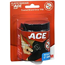 Ace Elastic Bandage with Ace Clip - 1 ea., Pack of 6